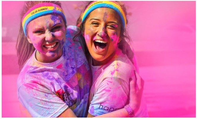 The Color Run Tacoma