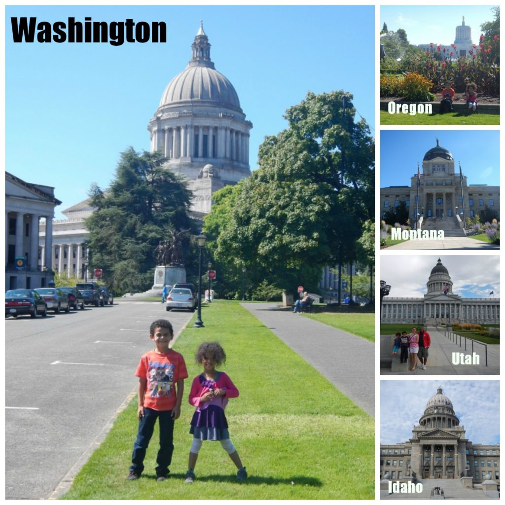 Touring US Capitol Buildings