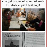 Roadtrip Tip: US Capitol Building Passport Stamps