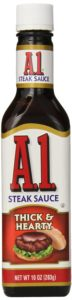 A.1. Steak Sauce, Thick and Hearty, 10 Ounce