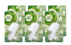 Air Wick Scented Oil Air Freshener Warmer,(Pack of 6)