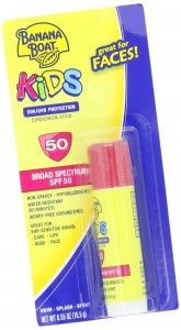 Banana Boat Kids Sunblock Stick SPF 50 (Pack of 4)