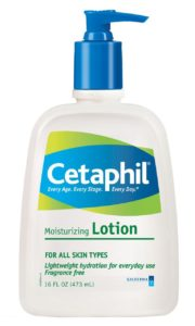Cetaphil Fragrance Free Moisturizing Lotion, 16 Ounce Bottles (Pack of 3)