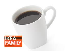 IKEA free coffee