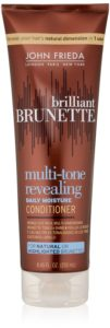 John Frieda Brilliant Brunette Multi-Tone Revealing Moisturizing Conditioner, 8.45 Ounce (Pack of 2)