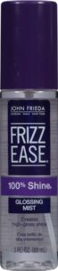 John Frieda Frizz Ease 100 Shine Glossing Mist, 3 Ounces