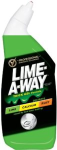 Lime-A-Way - Toilet Bowl Cleaner - Liquid 24 Ounce.(Pack of 12)