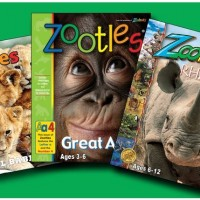 Zoobooks, Zootles or Zoobies Subscription just $10/year (or $19/2 years) on Groupon