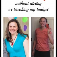 How I am Losing Weight Without Dieting or Breaking my Budget