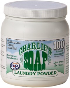 Charlie's Soap Laundry Powder 2.64 lbs (FFP)