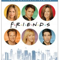 Friends The Complete Series DVD