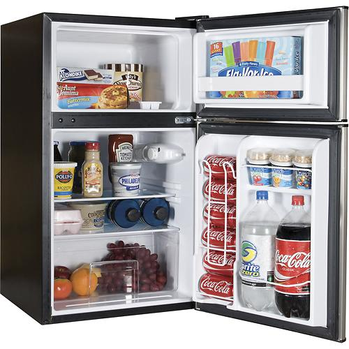 Haier Compact Fridge With Freezer For 129 99 Free