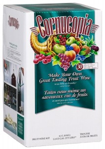 Cornucopia Fruit Wine Making Kit, White Coconut Frascati, 1.6 US Gallon