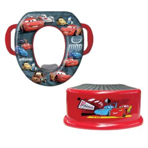 Disney Cars Soft Potty Seat w/Step Stool for $13.42 on Amazon (lowest price!)  sc 1 st  The Coupon Project : disney step stool - islam-shia.org