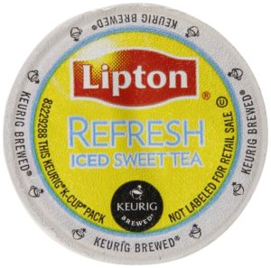 Lipton, REFRESH Iced Sweet Tea, 22 Count