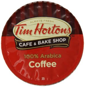 Tim Hortons Single Serve Coffee Cups, 12 Count (Pack of 6)