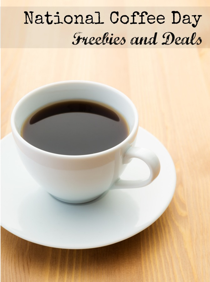 National Coffee Day: Freebies and Deals