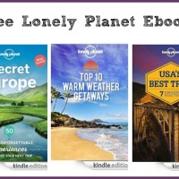 Lonely Planet: FREE Ebooks (Kindle)