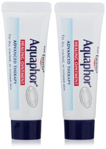 Aquaphor Healing Ointment Dry, Cracked and Irritated Skin Protectant, .35 oz Dual Pack