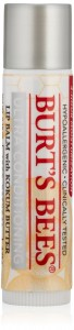 Burt's Bees Ultra Conditioning Lip Balm with Kokum Butter, 1 Count