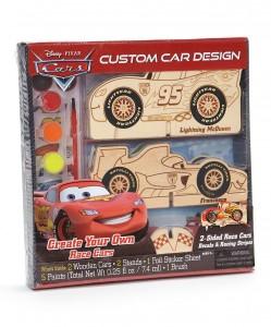 Design-Your-Own Disney Car Activity Set