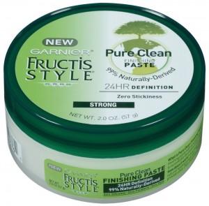 Garnier Fructis Style Pure Clean Finishing Paste, 2.0 Oz.