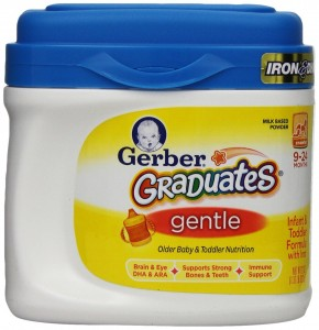 Gerber Good Start Graduates Gentle Powder, Canister, 22 Ounce