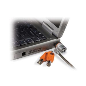 Kensington 64068F MicroSaver Notebook Lock and Security Cable (PC Mac)