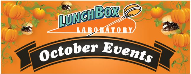 Lunchbox Laboratory Halloween