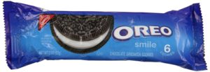 Oreo Chocolate Single Serve Sandwich Cookies, 2 oz. Packs, 12 Count