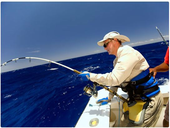 Puget Sound sports fishing