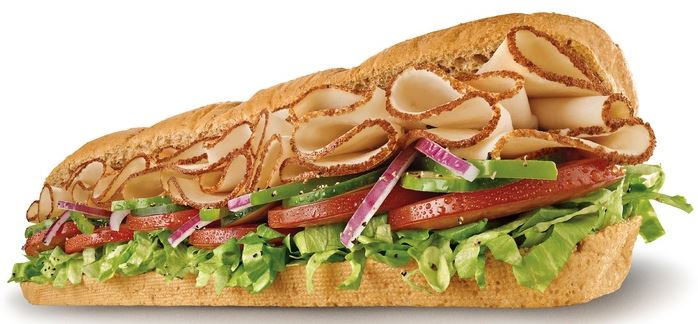 Subway Groupon