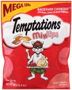 Temptations Mix-ups Cat Treats