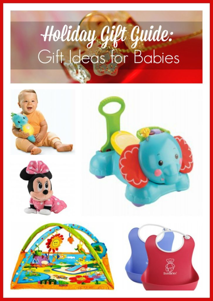 Holiday Gift Guide: Gift Ideas for Babies