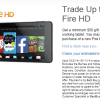Best Buy: Get a $50+ Gift Card with Tablet Trade-In!