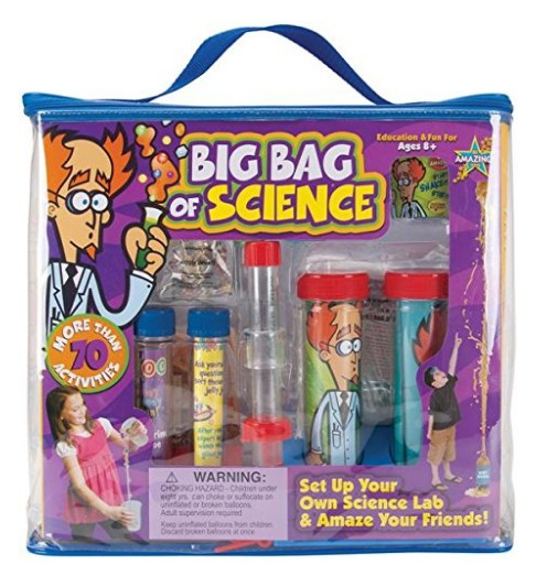 Big Bag of Science: Gift Ideas for Boys
