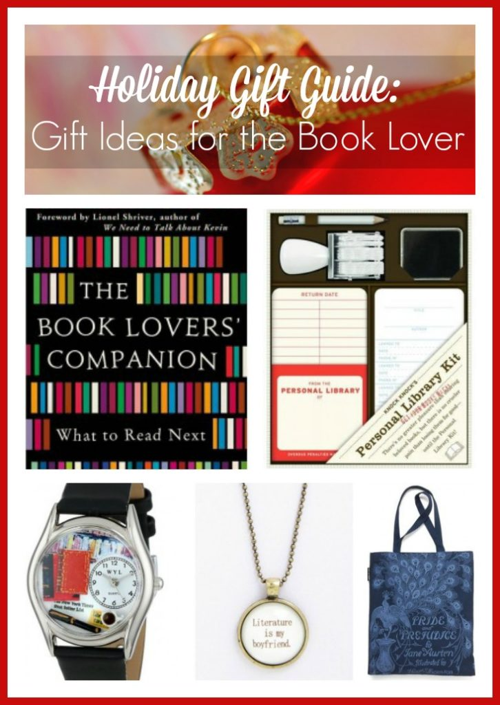 Holiday Gift Guide: Best Gift Ideas for the Book Lover