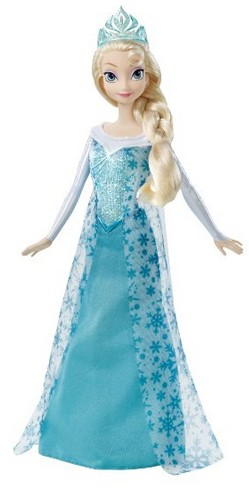 Elsa Doll: Gift Ideas for Girls