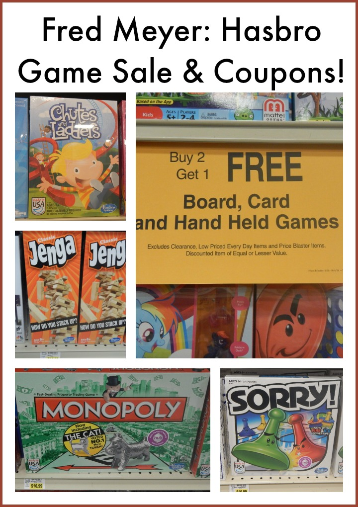 Fred Meyer Game Sale & Coupons