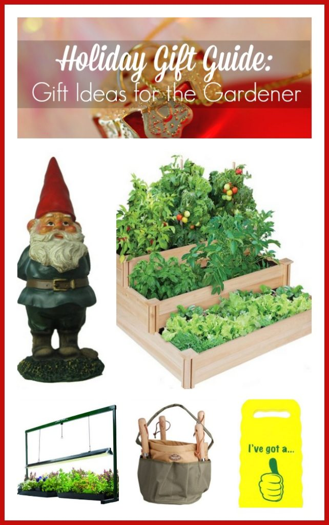 Holiday Gift Guide: Gift ideas for the Gardener