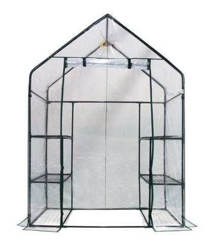 Greenhouse, Walk-in 3 Tier