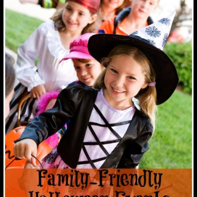 The Monster List of Family Friendly Halloween Events (Puget Sound Area)