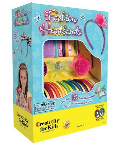 Fashion Headbands: Gift Ideas for Girls