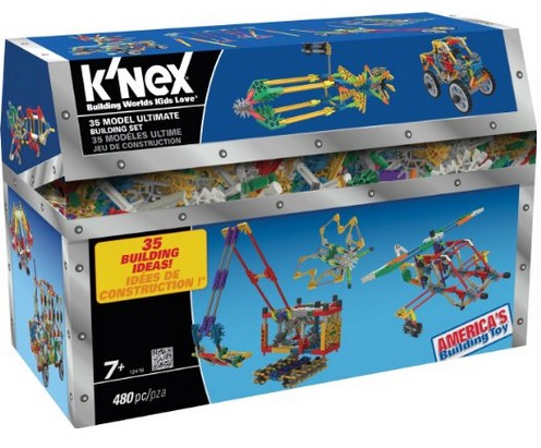 K'Nex: Gift Ideas for boys