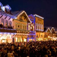 Leavenworth Tree Lighting Festival: Save 50% on Dec Tours!