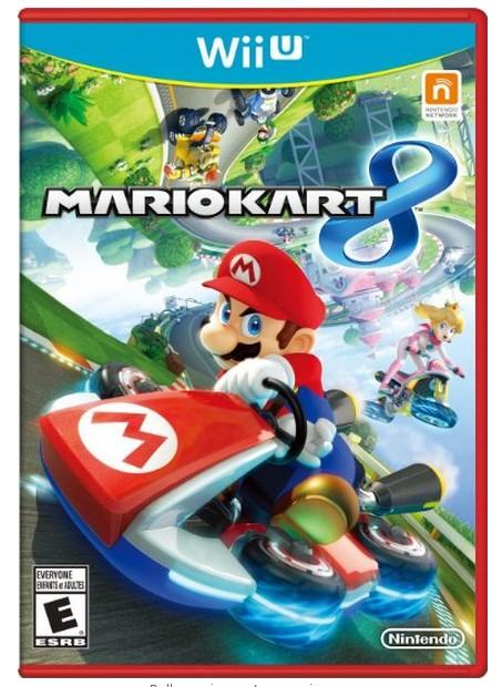 Mario Kart8 for Wii U: Gift Ideas for Boys