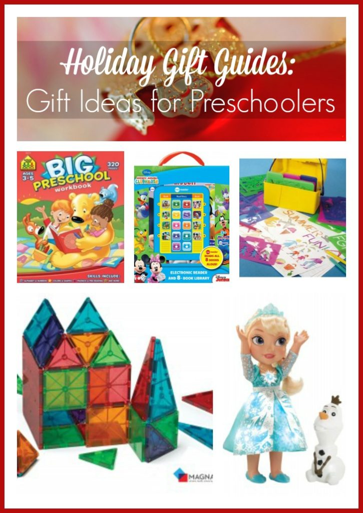 Holiday Gift Guide: Best Gift Ideas for Preschoolers