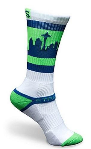 Strideline Socks, Seattle Seahawks