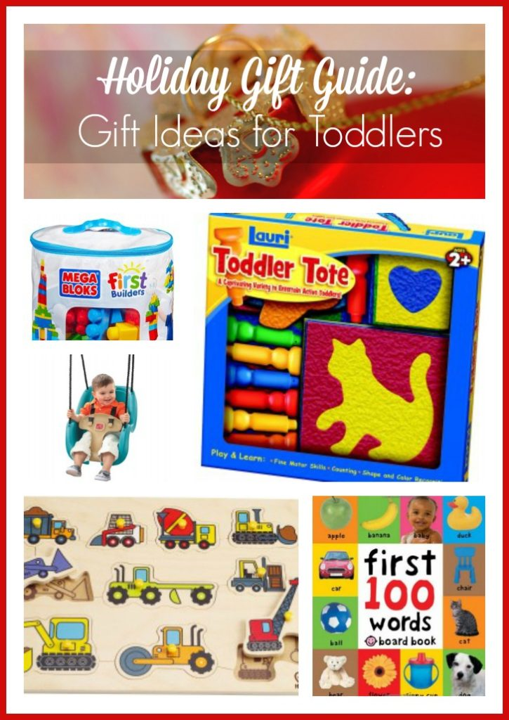 Holiday Gift Guide: Gift Ideas for Toddlers