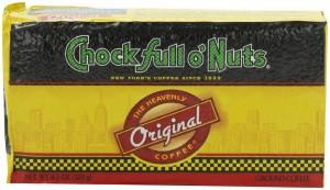 Chock full o'Nuts Coffee Original Blend Brick, 11.3 oz.